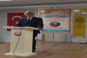 DEKAN HOCAMIZ MEVLİD-İ NEBİ HAFTASI KAPSAMINDA ...